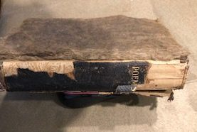 book-repair-damaged-spine-lost-cover