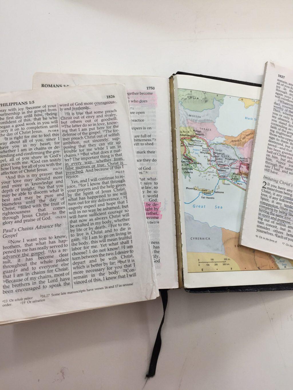 book-repair-loose-pages