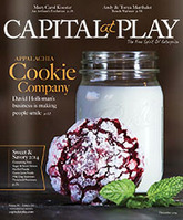 capital at play magazine cover of Azalea Bindery
