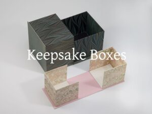 Azalea Bindery Keepsake Boxes