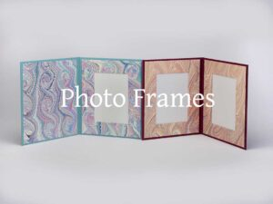 Azalea Bindery Photo Frames